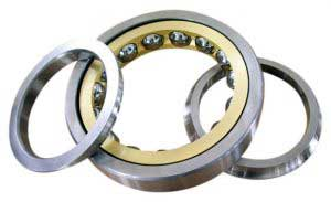 Four Ball Contact Bearing