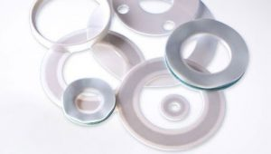 PTFE Envelope Gaskets & Solid PTFE Sheet Gaskets/Machined Components