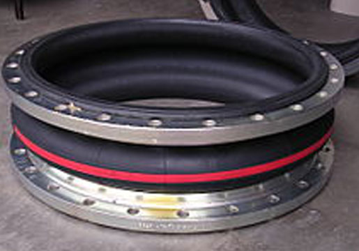 High Temperature Glass Fabric Expansion Joint