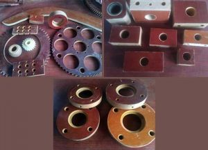 Bakelite-products
